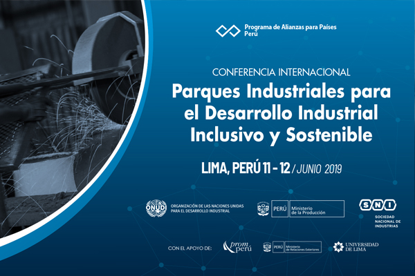 Conferencia Internacional: Parques Industriales para el Desarrollo Industrial Inclusivo y Sostenible