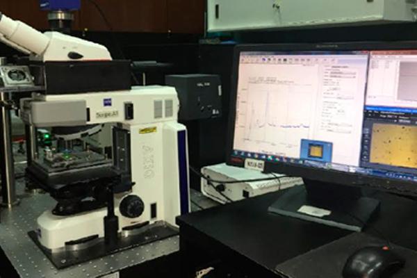 Desarrollo de un sistema de espectroscopia micro-raman y su optimización a la técnica SERS utilizando nano partículas de plata para la detección de arsénico en agua potable