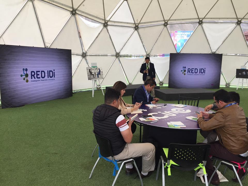 Masiva participación en primer encuentro de innovación abierta