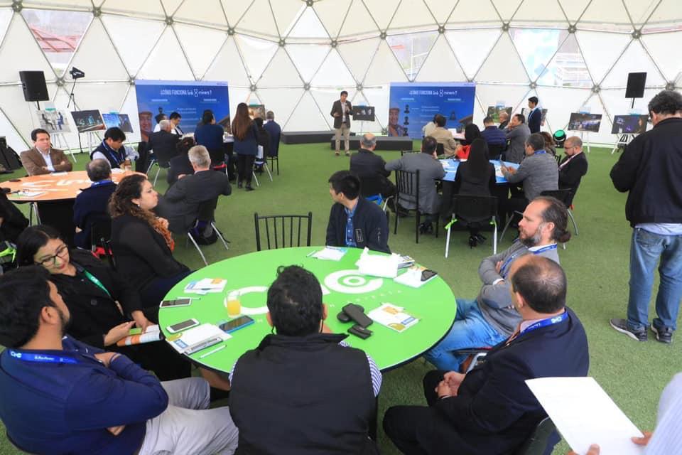 Realizan evento para la promoción de startups en agricultura, minería y salud