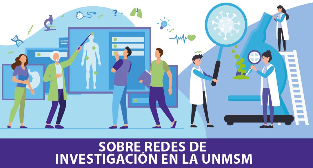 Universidad San Marcos fomenta Redes de Investigación (RI)