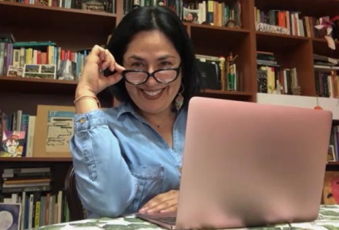 La docente PUCP María Eugenia Ulfe es coinvestigadora de proyecto financiado por The British Academy