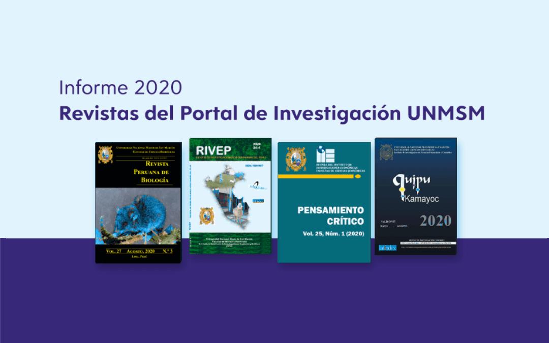 Universidad San Marcos potencia la gestión de publicación de revistas científicas
