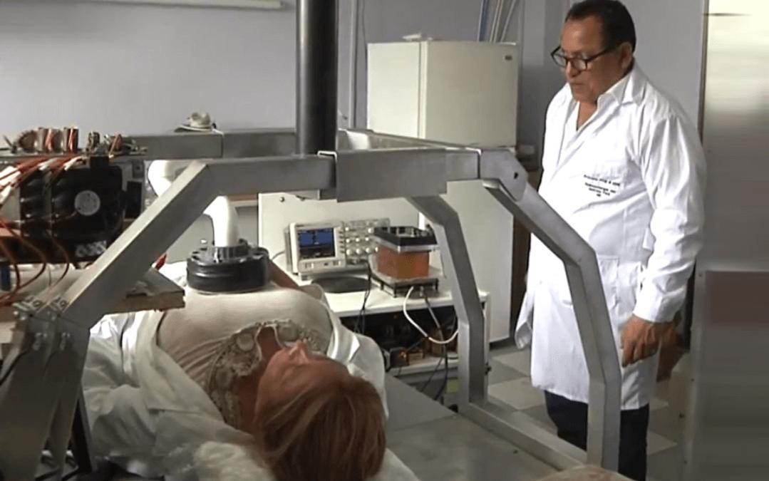 Físicos Médicos UNI desarrollan técnica con radiofrecuencia para tratamiento del COVID-19
