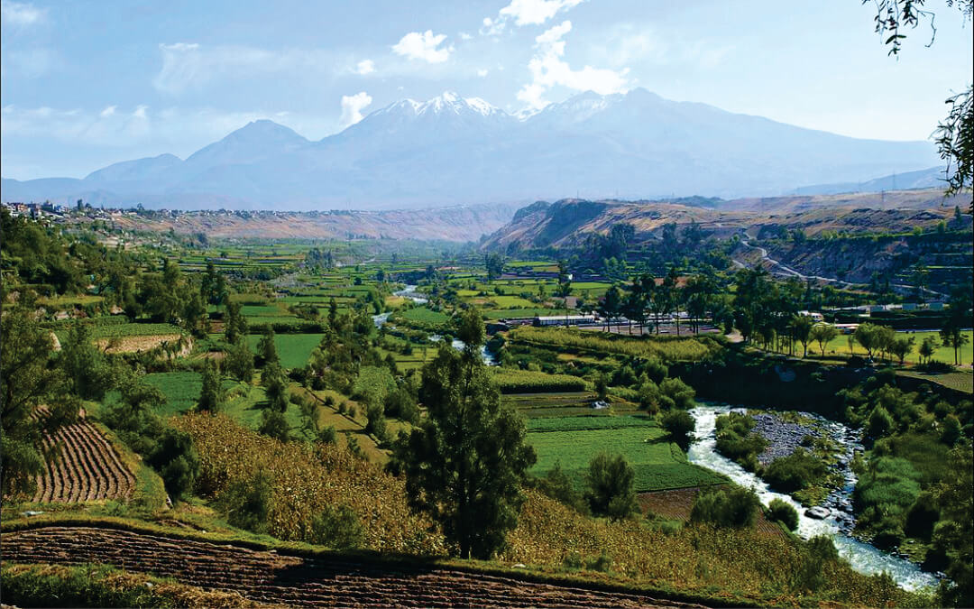 Investigadores UNSA presentan proyecto que evalúa el nivel de contaminación con metales pesados en los valles del Río Chili – Arequipa