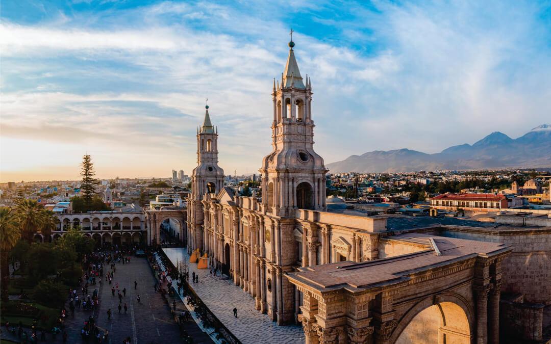 """Investigadores UNSA, presentan proyecto: """"Diagnóstico de Arequipa como ciudad de conocimiento"""""""