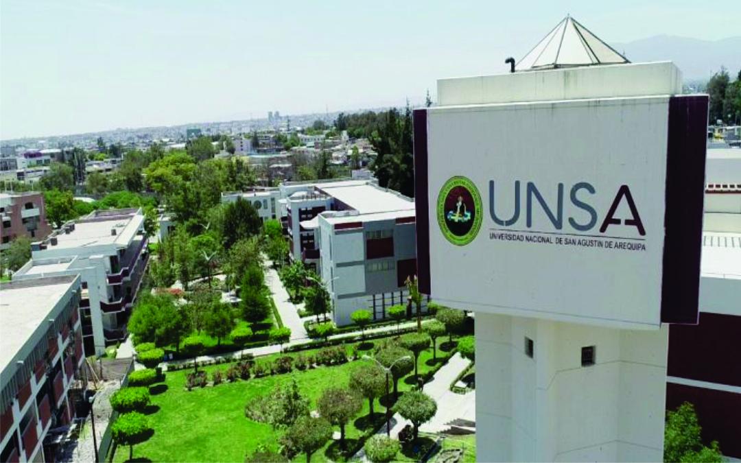 """Investigadores UNSA realizan presentación del Proyecto: """"Fabricación de sensores de temperatura con alta eficiencia cuántica en vidrios teluritos"""""""