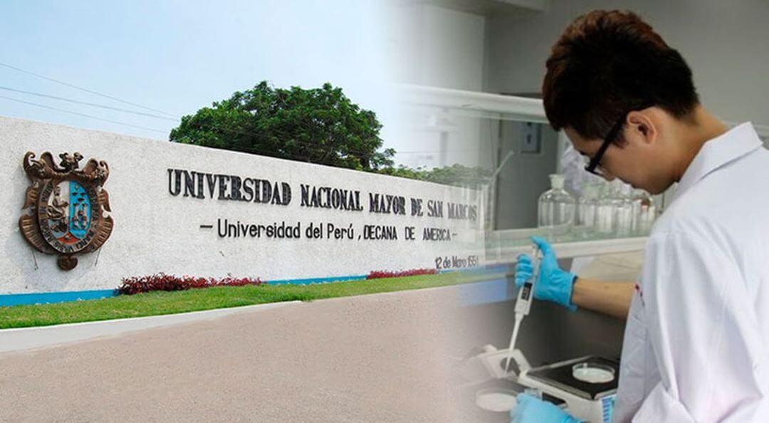 San Marcos ocupa primer lugar en producción científica a nivel nacional