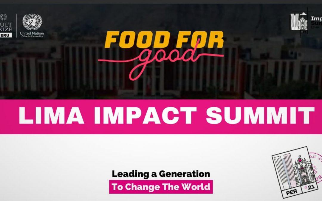 La UNI será sede del Hult Prize Virtual Lima Impact Summit que se desarrollará del 22 al 24 de abril 2021